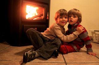 Boys-stove
